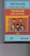 The Hollies-Stop Stop Stop music Cassette