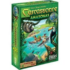 CARCASSONNE AMAZONAS STAND ALONE BOARD GAME BRAND NEW & SEALED
