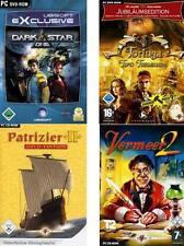 DARKSTAR ONE + PATRIZIER 2 GOLD + VERMEER 2 * Handels Box GuterZust.