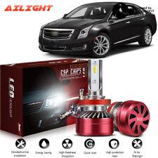 H11 H8 H9 LED Headlight Bulbs Fog 60W 12000LM Kit Low Beams Premium 6000K White