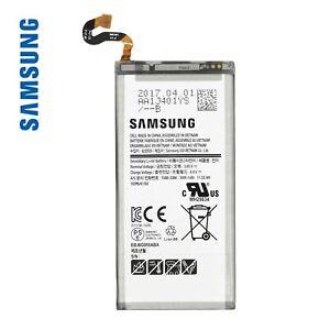 Batterie Samsung original Pour Samsung Galaxy S8 - EB-BG950ABA 3000mAh
