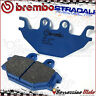 REAR BRAKE PADS BREMBO CARBON CERAMIC 07GR5209 YAMAHA YZF R 125 2008 2009