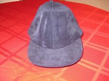 NWOT Slinky Brand Navy Baseball Cap Hat O/S