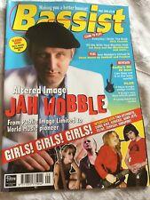 Bassist Magazine September 1998 Jah Wobble