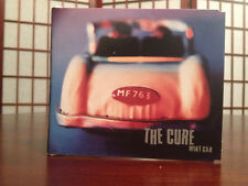 Mint Car by The Cure RARE SINGLE with 2 mixes (Electric and Buskers) cd Track