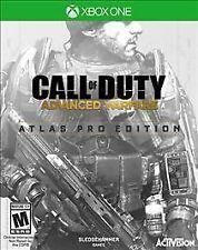 Call of Duty: Advanced Warfare - Atlas Pro Edition (Microsoft Xbox One 2014) NEW