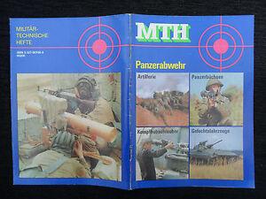 "5587 EAST GERMAN/DDR/GDR Cold War "" NVA magazine MTH Armor Protection "" cir 1989"