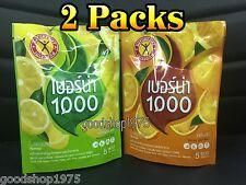 Naturegift Maintain Health Orange Lemon Flavour Vit Iron Minerals Free Shipping