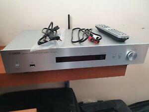 Yamaha Netzwerk Player NP-S303, silber, Top Zustand,  Garantie