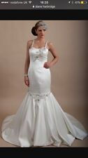 Diane Harbridge Beyoncé Size 14 Wedding Dress