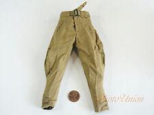 1:6 Dragon Figure WW2 German Africa Corp DAK Army Pants Trousers Uniform DA306
