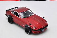 1:/18 Maisto 1971 Nissan Datsun 240Z Diecast Alloy Modified Racing Car Model Red
