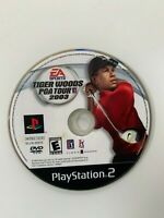 Tiger Woods PGA Tour 2003  (PS2 Playstation 2) WORKS / NO TRACKING / DISC ONLY