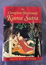 Complete Illustrated Kama Sutra (Hardback or Cased Book)