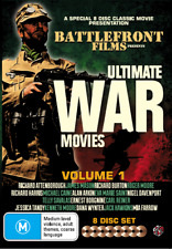 Battlefront Ultimate War Collection - Volume 1 - 8 Discs -  DVD - R4 - New