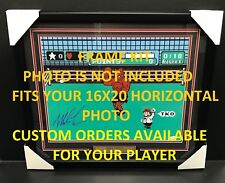 Mike Tyson PUNCH OUT 16x20 Photo Horizopntal Frame Kit For Your Photo