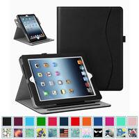 For iPad 2 / iPad 3 / iPad 4 w Retina 360° Rotating Case Multi-Angle Stand Cover