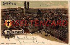Zwischenkriegszeit (1918-39) Lithographien aus Bayern