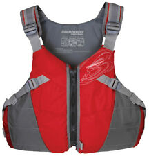 """Stohlquist SPECTRUM Adult Universal Life Vest  PFD 30-52"""" chest ONE SIZE - RED"""