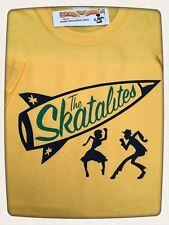 The Skatalites T Shirt-ska-wailers-reggae-blue beat-skinhead-r&b various colour
