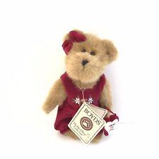 Boyds Bears Vintage Head Bean Collection Miss Hugaby Thinkin' of Ya Series