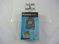 game & watch: POKEMON MINI blue -new & sealed-
