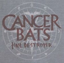 Cancer Bats - Hail Destroyer CD #116564