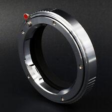 Brass Leica M L/M Lens to Sony E Mount Adapter NEX-5T 6 7 5R A6000 A7 A7R LM-NEX