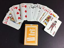 OLD HOLBORN PLAYING CARDS Join the Men JOHN WADDINGTON 52 Cards + 2 Jokers DECK