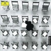 Simon Preston-Bach, J.S.: Organ Works CD CD  New