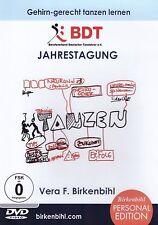 Vera F. Birkenbihl - Gehirn gerecht tanzen lernen [Personal-Edition] DVD Neu