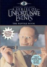 The Reptile Room, Movie Tie-in Edition (A Series of Unfortunate Events-ExLibrary