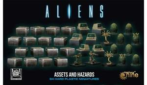 Aliens: Another Glorious Day In The Corps: Assets and Hazards