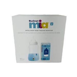 New BlueSmart mia2 Blue Intelligent Baby Feeding Monitor - Bluetooth Edition