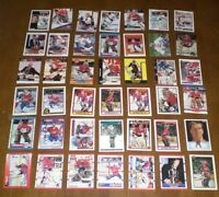 Patrick Roy 20 Hockey Card lot NHL Canadiens