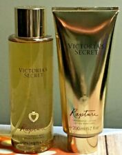 Victoria's Secret Rapture fragrance mist & lotion full size New