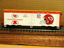 KANSAS CITY CHIEFS  MANTUA SUPER BOWL EXPRESS HO 1996