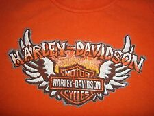 Harley-Davidson Motor Cycles T-Shirt Youth Boys 6/7