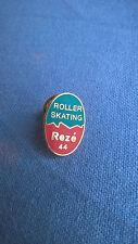 Pins Roller skating Rezé 44 Badge