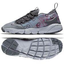 NIKE AIR FOOTSCAPE NM PREMIUM QS GREY/PINK MEN'S SHOES SIZE 11 (846786-002)