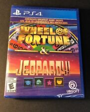 America's Greatest Game Shows [ Wheel of Fortune & Jeopardy ] (PS4) NEW
