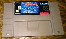 Super Turrican 2 (Super Nintendo Entertainment System, 1995) SNES authentic cart