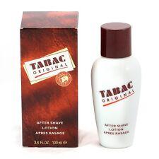 Tabac Original After Shave Splash - 100ml 3.4oz in original sealed packaging