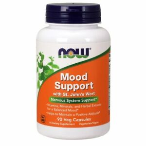 Mood Support 90 Vcaps  by Now Foods
