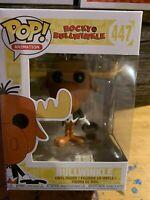 Funko Rocky And Bullwinkle POP Bullwinkle Magician Vinyl Figure NEW IN STOCK