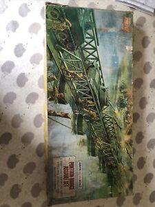 Airfix 1 72 Pontoon Bridge Assault Set Incomplete.