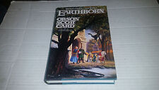 Homecoming Saga: Earthborn by Orson Scott Card (1995, Hardcover) SIGNED 1st/1st
