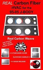 Cavalier/Sunfire REAL CARBON FIBER HVAC 1995-2005 >>custom<< 96 97 98 99