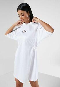 BNWT Adidas Originals White Tee Dress Size UK 10