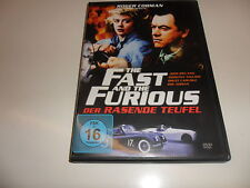 DVD  The Fast and the Furious - Der rasende Teufel